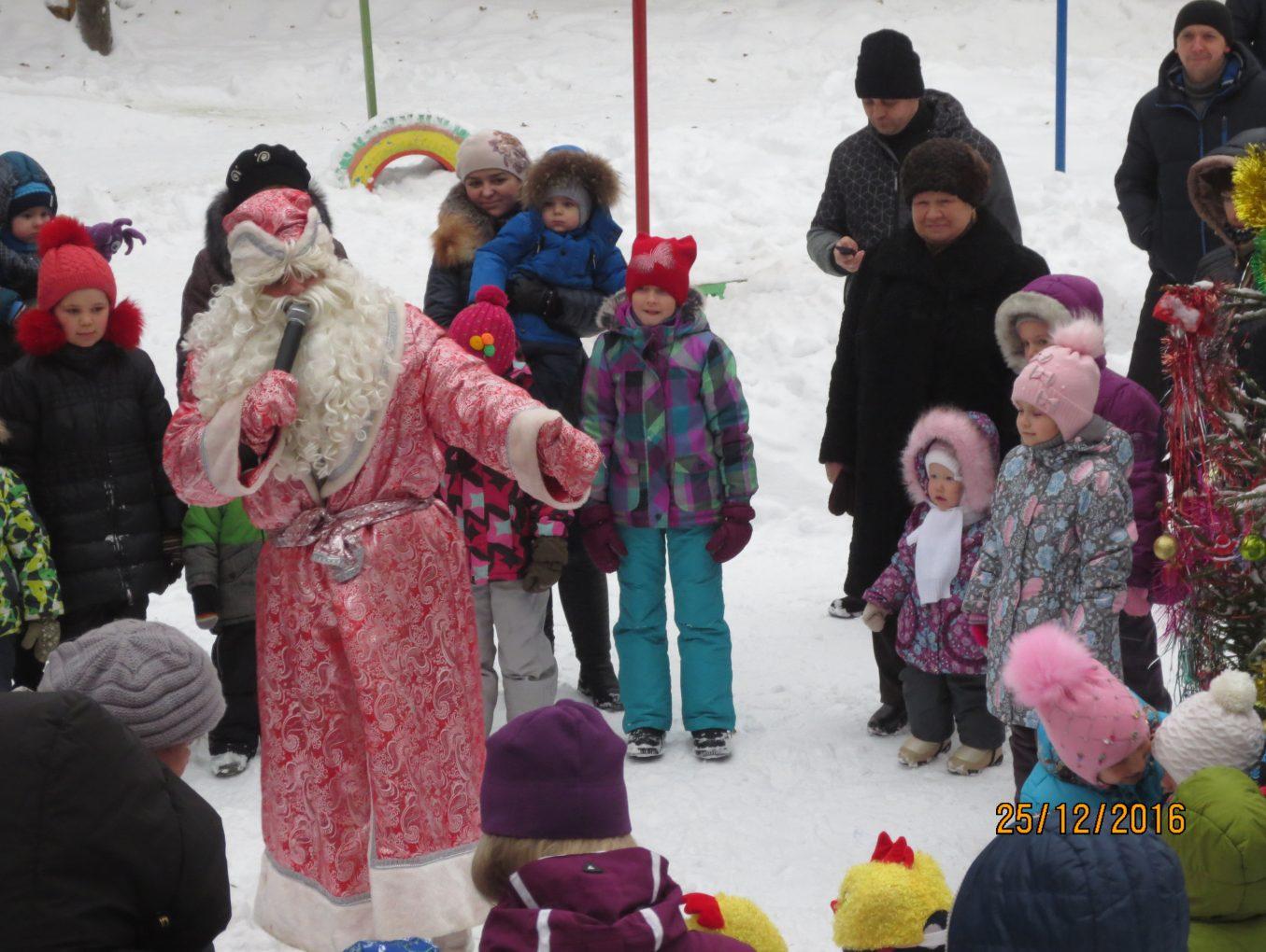 Новый год на Советской 33